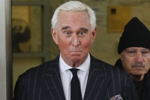 Media hypes Roger Stone 'revelation' that has been public for a year