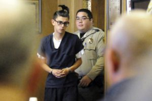 New Mexico library killer sentenced to life in prison