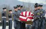 Former Army Secretary John Marsh laid to rest in Virginia