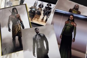 'Black Panther' costume designer blazes trail to inspire