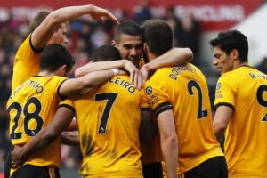 Wolverhampton hangs on to beat Bristol City in FA Cup