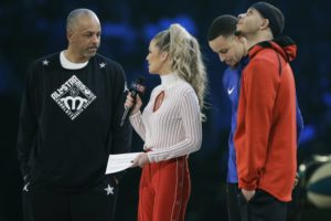 Update: Curry, Mourning, Rice, Bogues feted as legends