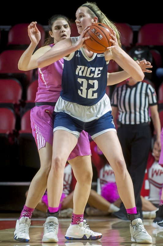 Rice Women Ranked For First Time In School History Thebl Com