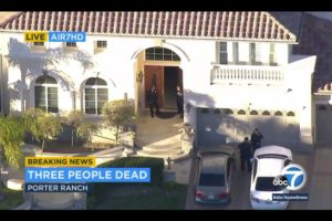 Update: Police say they know motive in LA triple killing