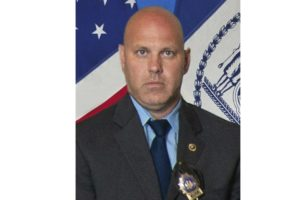 Funeral being held for NYC detective killed by friendly fire