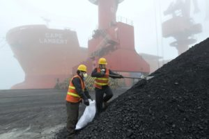 Australia says coal holdups at China ports are not a ban