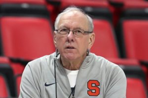 Boeheim to coach Syracuse vs No. 1 Duke after fatal crash