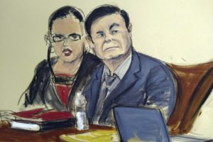 El Chapo to seek new trial, hearing to probe jury misconduct
