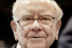 Warren Buffett encourages investors to bet on American economy, because Berkshire prospered by doing so