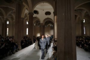 In Milan, Ferragamo, Cavalli focus on color, inclusiveness