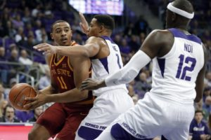 Noi, A-Rob double-doubles as TCU beats No. 19 Iowa St 75-72