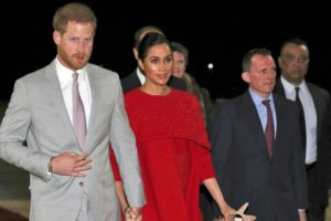 Prince Harry, wife Meghan in Morocco on official visit