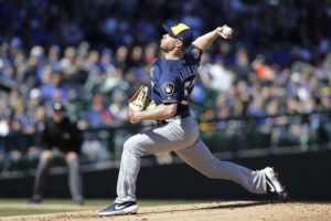 Anderson, Davies hoping to return to form with Brewers