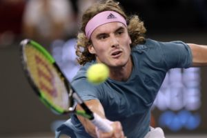 Top-seeded Tsitsipas beats Kukushkin to win Open 13 title