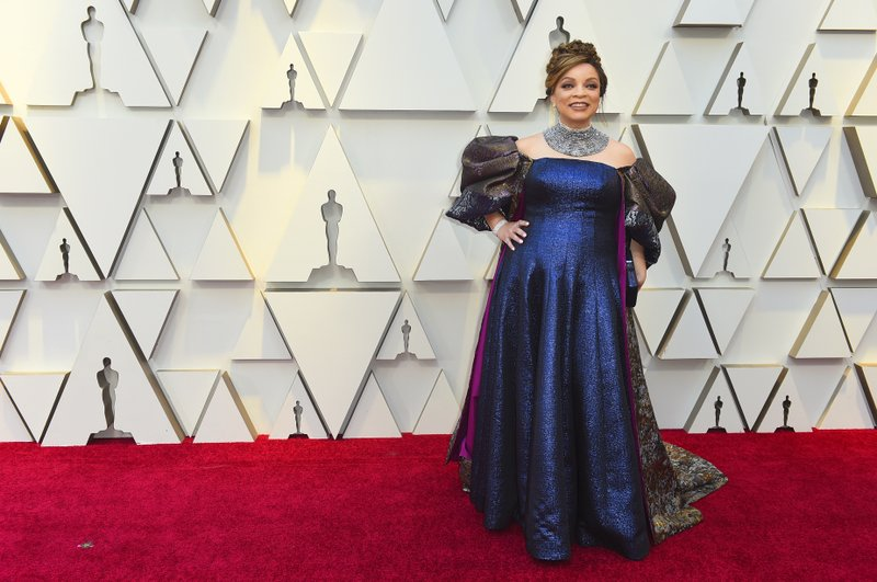 Ruth E. Carter arrives at the Oscars on Sunday, Feb. 24, 2019, at the Dolby Theatre in Los Angeles. (Photo by Jordan Strauss/Invision/AP)
