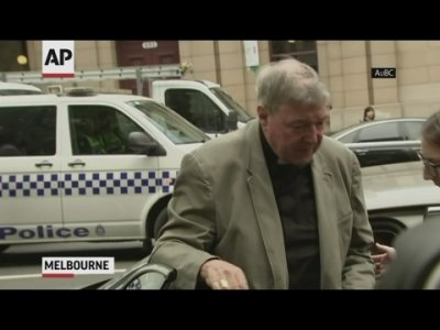 Cardinal George Pell, the most senior Catholic cleric ever charged with child sex abuse, has been convicted in Australia of molesting two choirboys. (Feb. 26)