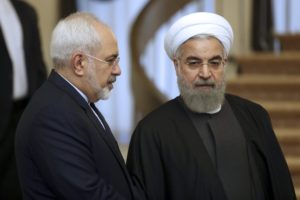 Iran's foreign minister hopes resignation empowers diplomats