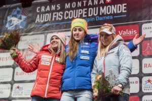 Bad timing: Women's WCup downhill result amended 3 days on