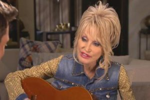 Dolly Parton: Making the most of everything