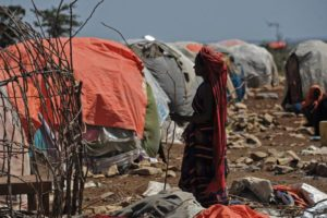 African leaders address refugee problems
