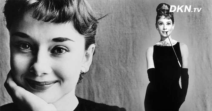 "What did ""Hollywood's most elegant lady,"" Audrey Hepburn, say about beauty and happiness?"