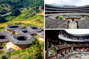 Explore the centuries-old castles termed the 'living fossils' of ancient Chinese architecture.