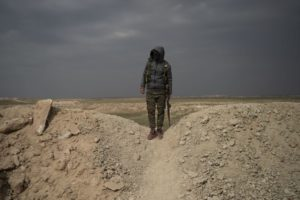 SDF: IS targeting civilians fleeing eastern Syria stronghold
