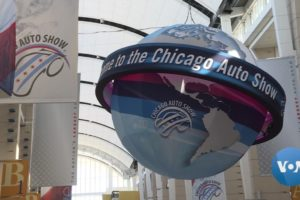 Sedans take back seat to SUVs, trucks at 2019 Chicago Auto Show
