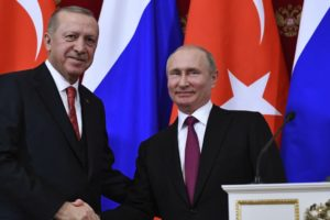 Tensions surfacing at trilateral summit on Syria