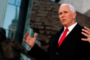 Pence: 'Never allow our justice system to be exploited in pursuit of a political agenda'