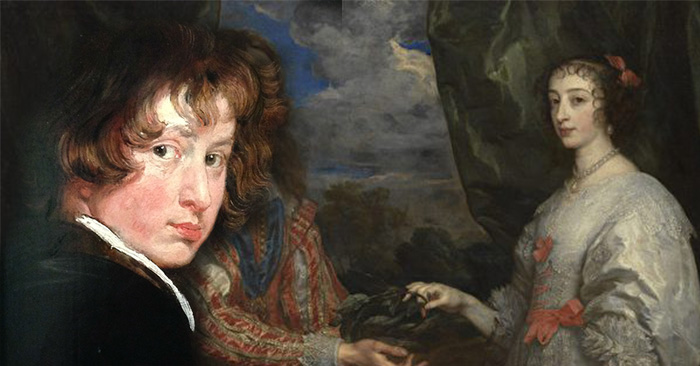Revisiting Anthony Van Dyck: The anatomy of portraiture