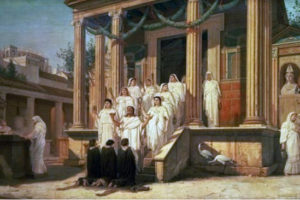 Vestal Virgins: The pious maidens of ancient Rome