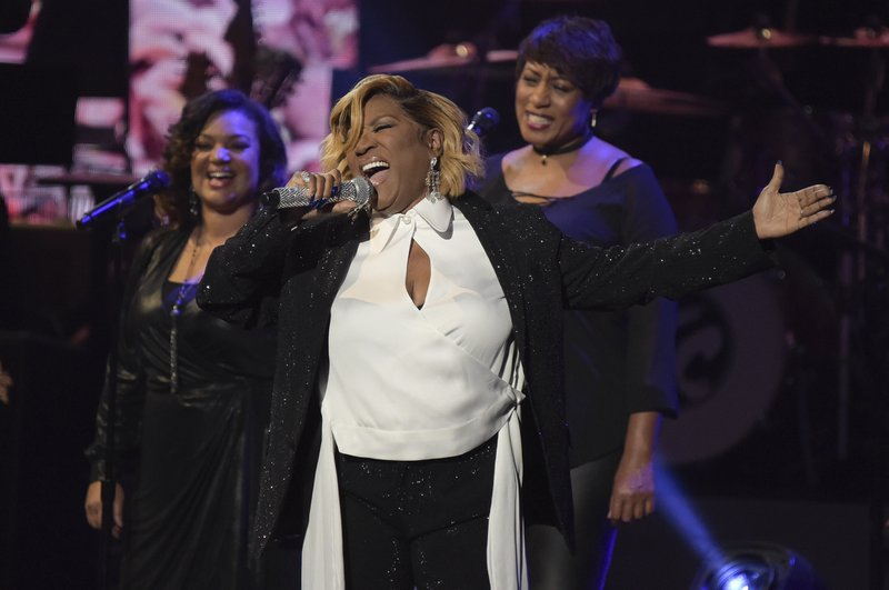 FILE - In this Sunday, Jan. 13, 2019, file photo, Patti LaBelle performs at the
