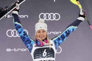Olympic slalom champion Hansdotter to retire after season