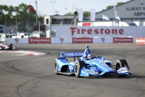 Update: Bourdais exits IndyCar opener with car trouble