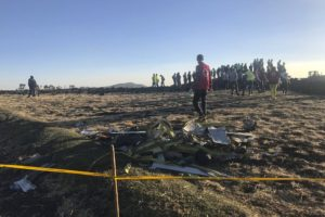 Timeline of the deadly Ethiopian Airlines crash