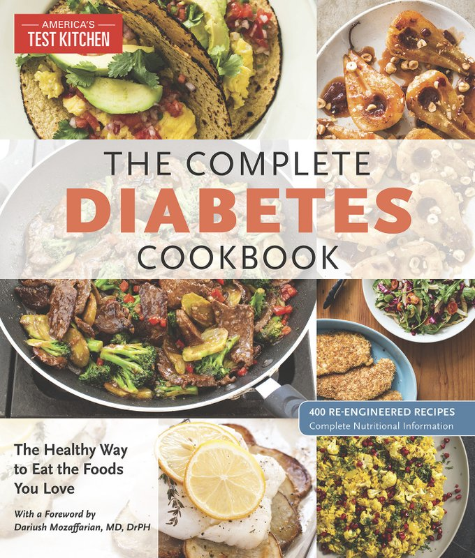 This image provided by America's Test Kitchen in March 2019 shows the cover for