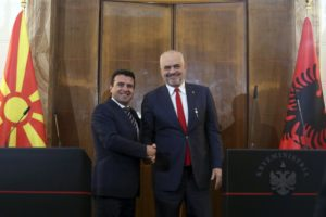 Albania, N. Macedonia hope Europe launches accession talks