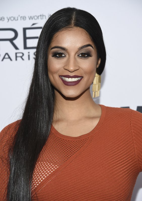 FILE - In this Monday, Nov. 13, 2017 file photo, Lilly Singh attends the 2017 Glamour Women of the Year Awards at Kings Theatre in New York. (Photo by Evan Agostini/Invision/AP, File)