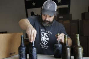 Taste of history: Yeast from 1886 shipwreck makes new brew