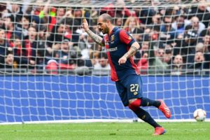 Juventus loses 2-0 at Genoa in 1st league defeat of season