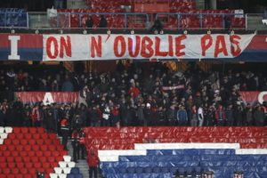 Angel helps PSG placate angry fans with 3-1 win vs Marseille