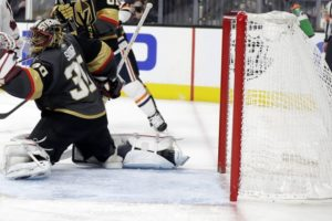 Subban keeps up home domination, Vegas beats Oilers 6-3