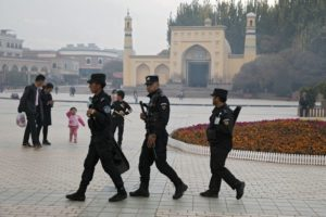 China says 13,000 Xinjiang 'terrorists' arrested since 2014