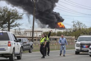 Update: Fire at Texas plant could last 2 more days