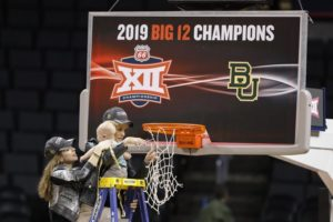 Baylor finishes No. 1 in  women's hoops poll