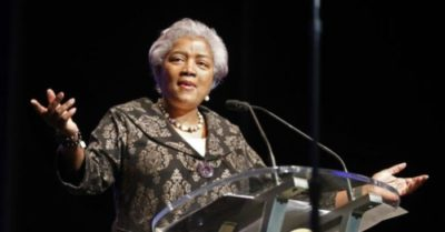 Donna Brazile on Trump: 'I want President Trump to be the president of all Americans'
