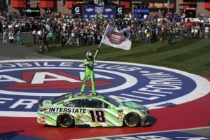 Column: Kyle Busch's mark stands on its own not vs Petty's