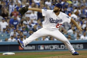 Kershaw to miss opening day start, snapping 8-year streak