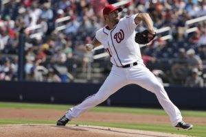 Post-Bryce Nationals eye turnaround with Scherzer, new faces